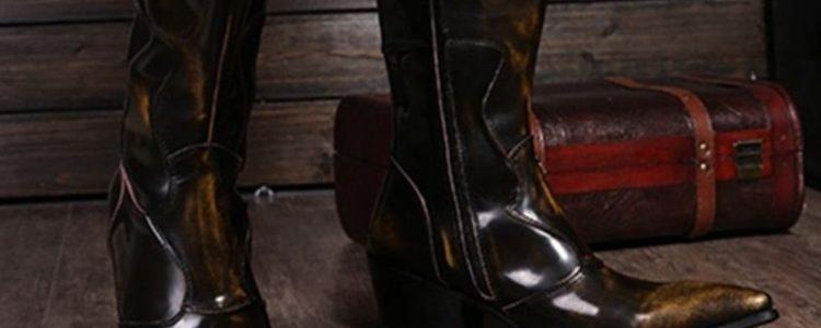 botas camperas hombre