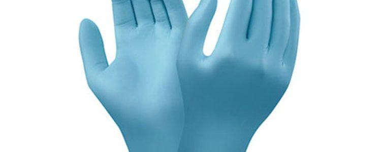 guantes de latex santex