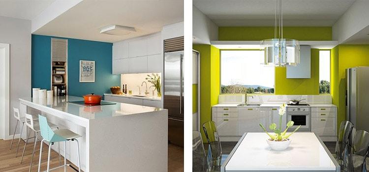 Colores adecuados para pintar la cocina aua2014 for Pintura para el color de la cocina
