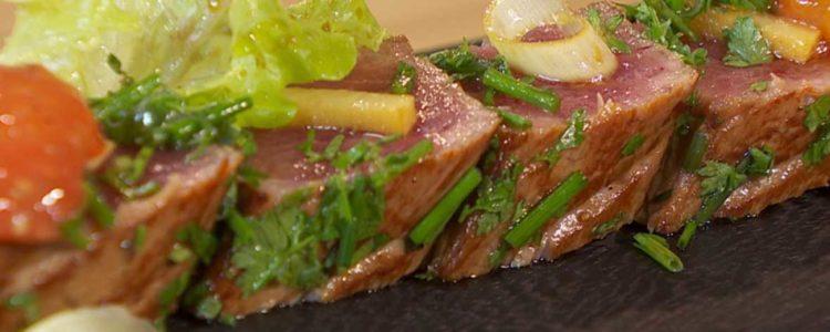 carne marinada