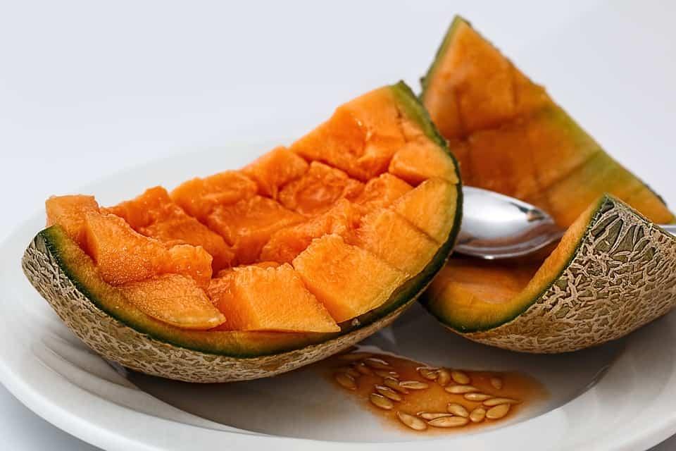 melon cortado