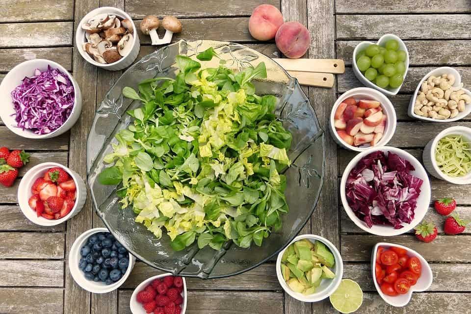 Alimentación para mejorar rendimiento físico