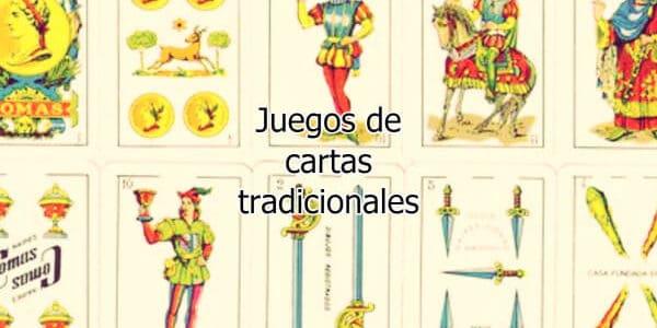 Juegos de cartas tradicionales